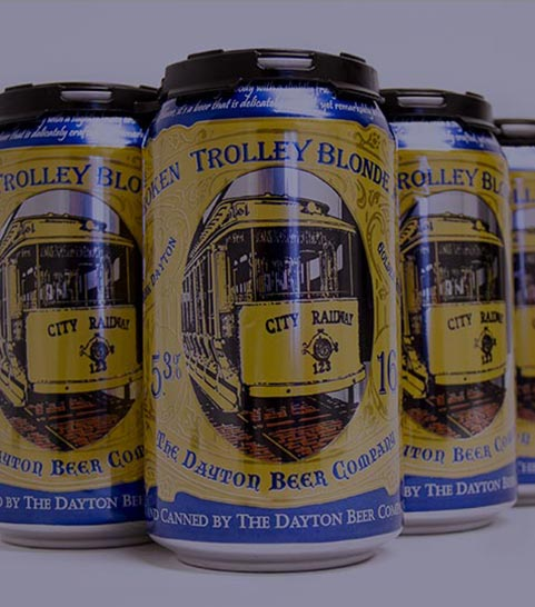 Broken Trolley canned 6 pack